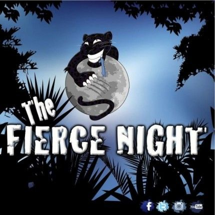 Juego de mesa the fierce night