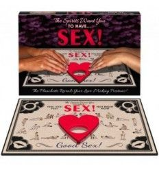 Kheper games - juego the spirits want you to have sex!