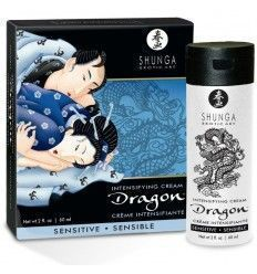 SHUNGA CREMA SENSITIVA DRAGON PARA PAREJAS