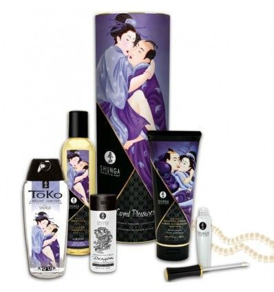 SHUNGA CARNAL PLEASURE KIT