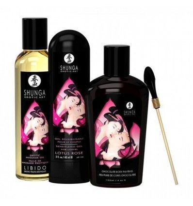 SHUNGA COLLECTION TOUCH OF ROMANCE