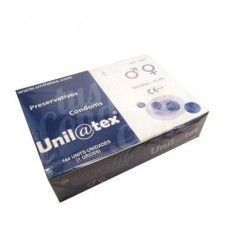 Pack de preservativos Unilatex 144u