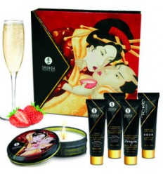 Kit secret geisha fresas champan