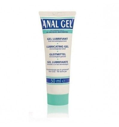 "Lubricante anal ""lubrix anal"" 50ml"