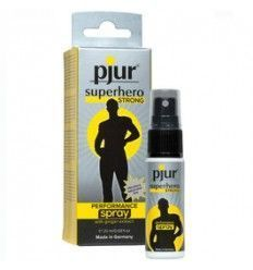 Retardante spray pjur superhero fuerte 20 ml